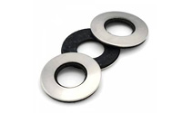 Washers <br>(steel, ceramic, plastic, etc.)