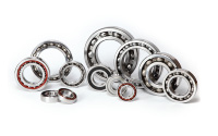 Bearings <br>(steel, ceramic, plastic, etc.)