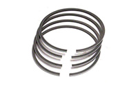 Piston rings