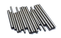 Rods <br>(steel, carbide, ceramic, plastic, etc.)