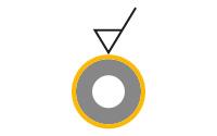 Rettifica del diametro